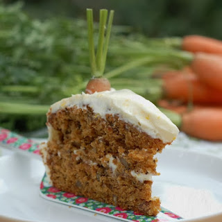 Oven Baked Beet and Carrot Cake