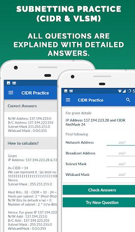 IP Calculator & Network Tools Pro Screenshot