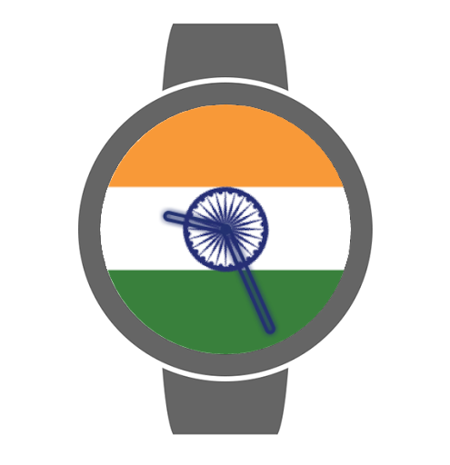 Indian Flag WatchFace