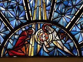 Photo: Liebfrauenkirche: Glasfenster 3