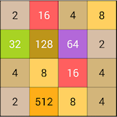 2048+ [Number puzzle game]