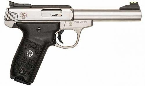 Smith and Wesson Victory 22 Revolver