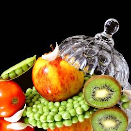 IT'S PEA TIME by SANGEETA MENA  - Food & Drink Ingredients