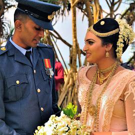 Ceylon Wedding by Tomasz Budziak - Wedding Ceremony ( ceremony, wedding )