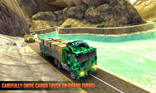 Army Tank Transport Plane Sim : Army Transporter screenshots 3