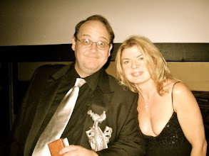 Photo: Adrienne Papp and Marc Cherry, Writer and Creator of Desperate Housewives