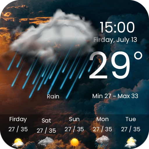 Weather App (APK) scaricare gratis per Android/PC/Windows