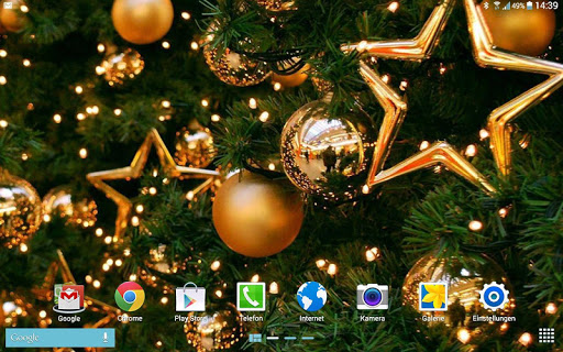 玩個人化App 新年ライブ壁紙免費 APP試玩