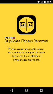 Remo Duplicate Photos Remover Screenshot