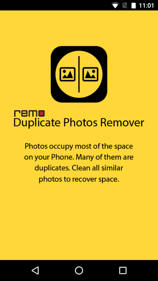 Remo Duplicate Photos Remover- screenshot