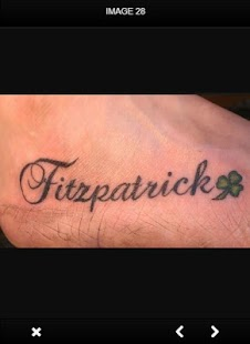 Name Tattoos - náhled