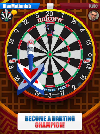 PDC Darts Match  screenshots 10