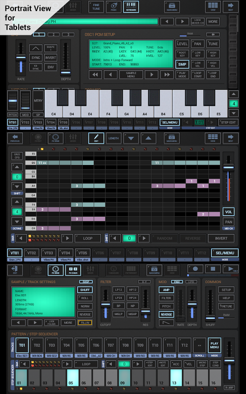 G-Stomper Studio Screenshot 8