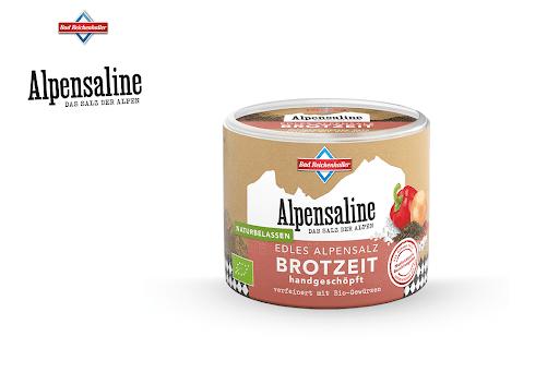 Bild für Cashback-Angebot: Edles Alpensalz Brotzeit - Bad Reichenhaller