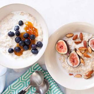 Brown Rice and Quinoa Porridge.