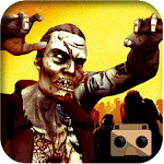 VR Dangerous Zombies Shooting 1.0 Apk