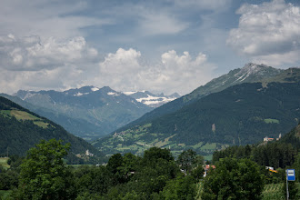 Photo: Widok naStubaier Alpen