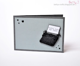 Photo: http://bettys-crafts.blogspot.com/2014/01/youre-just-my-type.html