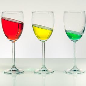 Drinking colors by Nick Vanderperre - Food & Drink Alcohol & Drinks