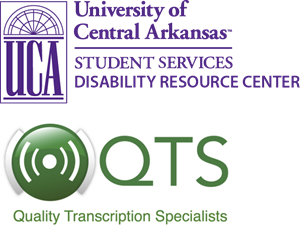 UCA and QTS logos