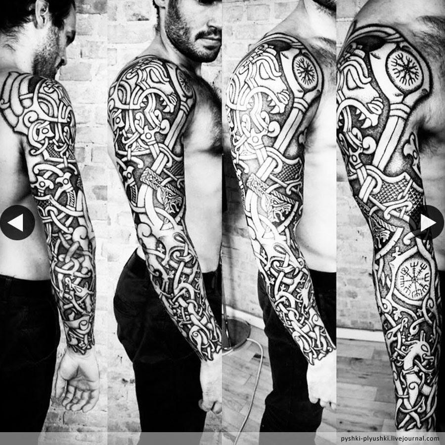 Meatshop Tattoo Pyshkiplyushki Livejournal