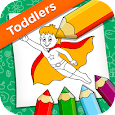 Super Coloring: Mix - Toddlers icon