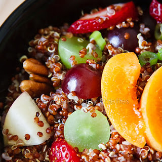Quinoa And Summer Fruit Salad