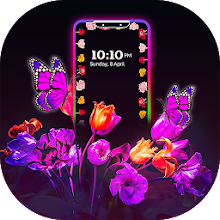 Download Flower Edge Borderlight Live Wallpaper APK latest