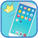 Blue Dream Launcher Theme icon