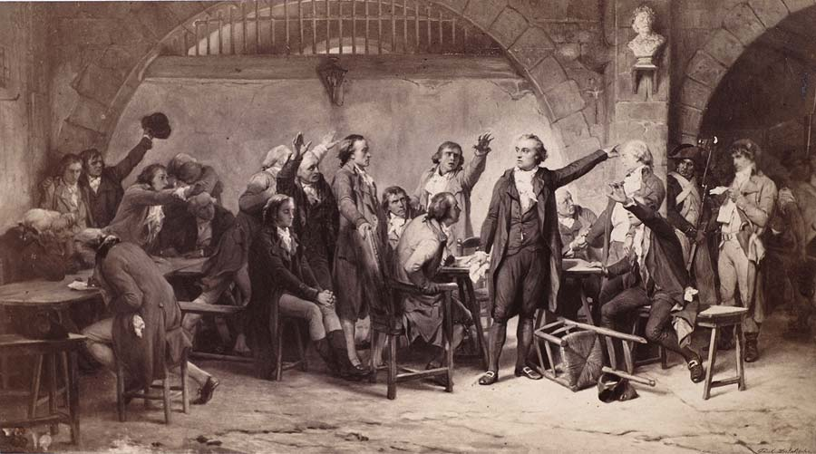 """leaders of the french revolution leader On november 9, 1799, as frustration with their leadership reached a fever pitch, bonaparte staged a coup d'état, abolishing the directory and appointing himself france's """"first consul"""" the event marked the end of the french revolution and the beginning of the napoleonic era, in which france would come to dominate."""