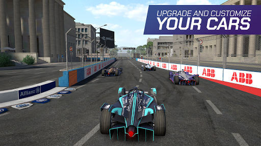 Ghost Racing: Formula E 80070.2 screenshots 3
