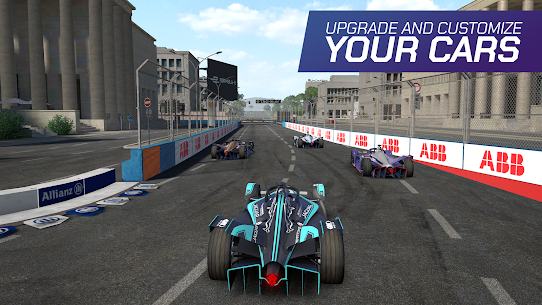 Ghost Racing: Formula E Apk Download For Android and Iphone 3