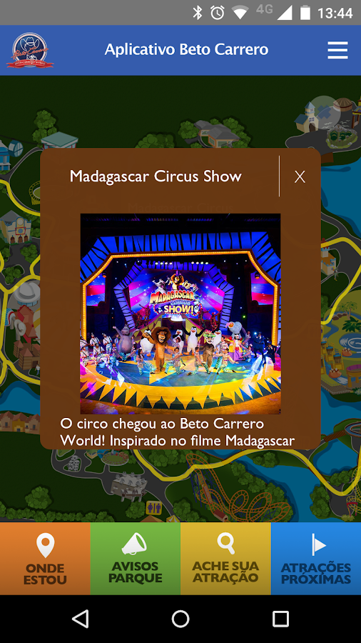 Beto Carrero World- screenshot