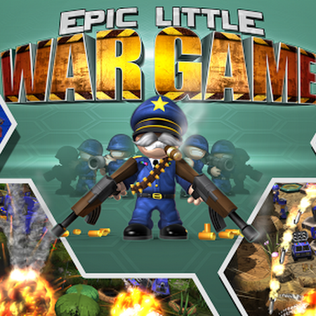 Epic Little War Game v1.02 + (Mod Money)