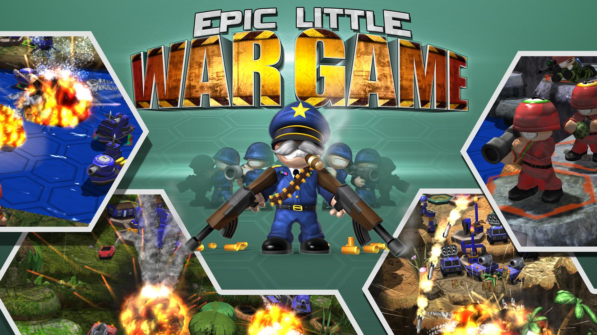 Epic Little War Game screenshot #1