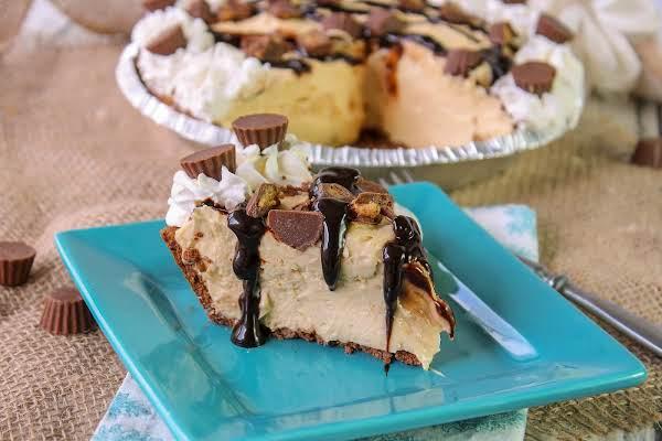 Dreamy, Creamy Peanut Butter Pie Recipe