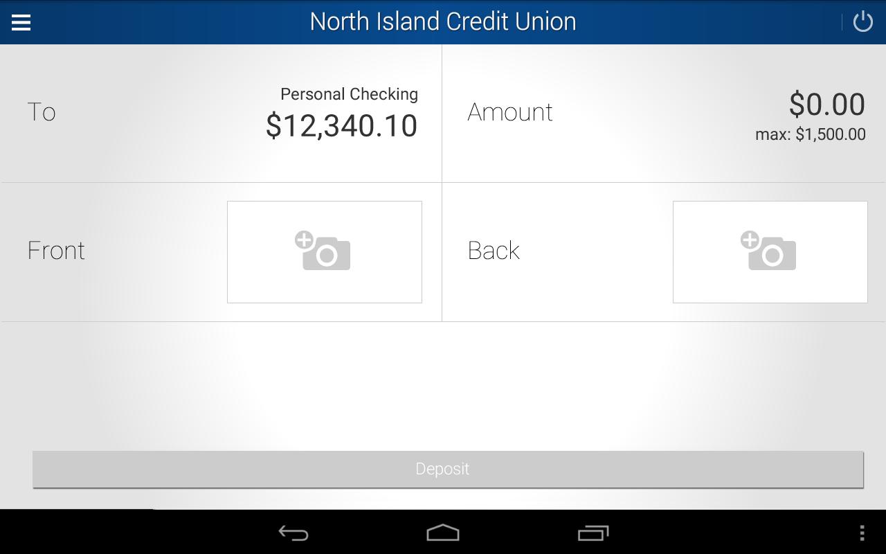 North Island CU- screenshot