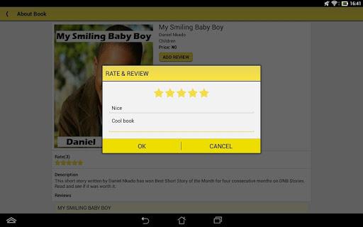 OkadaBooks: Free Reading App for PC