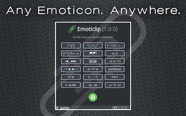 Emoticlip