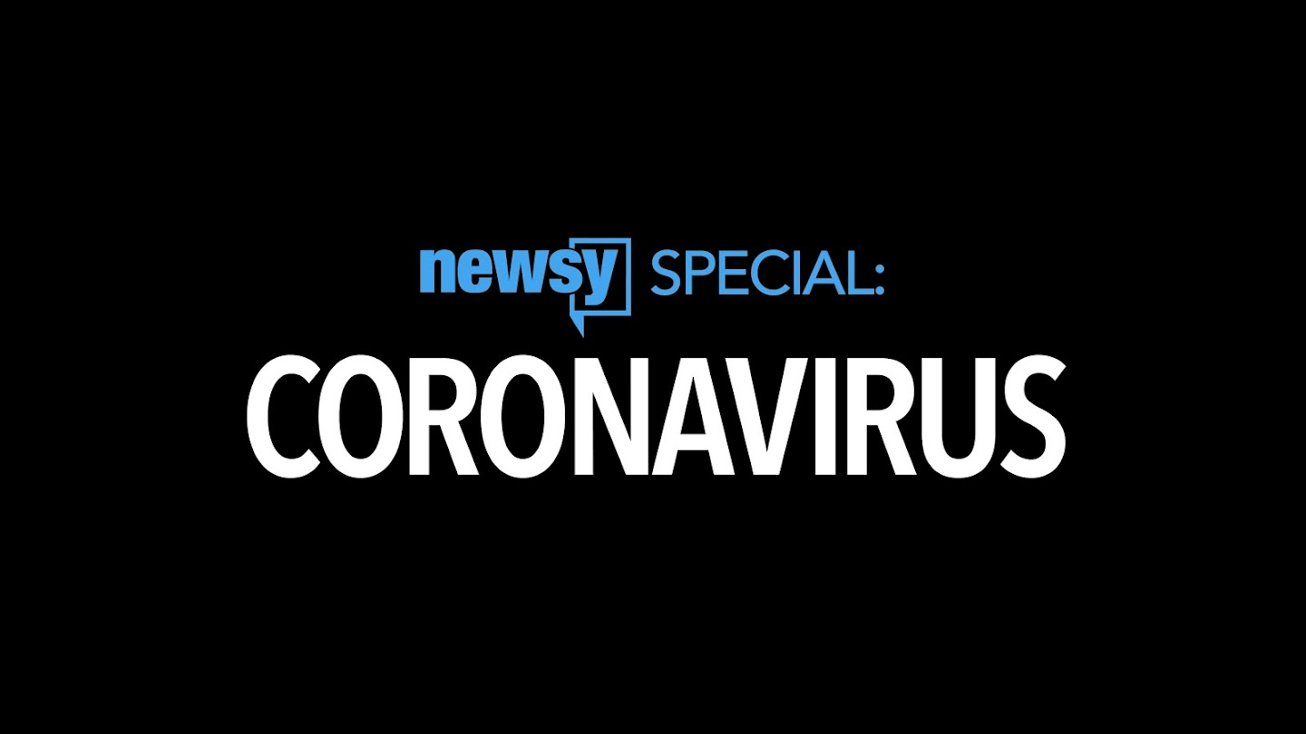 Watch Newsy Special: Coronavirus live