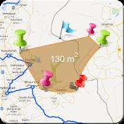 Area Calculator & Gps Route Finder