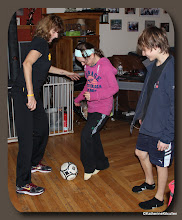 Photo: Nanny, Serena and Matthew!!