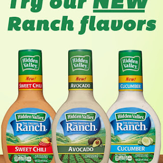 Hidden Valley Ranch Cheese Dip