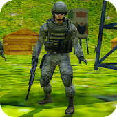 Secret Army Facility Operation : FPS Shooter