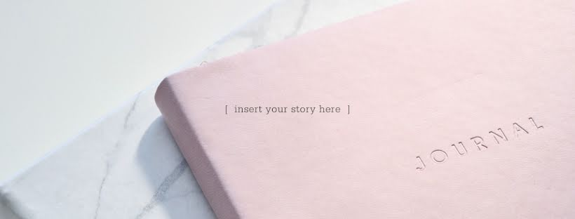Insert Your Story Here - Facebook Page Cover Template