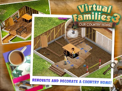 Virtual Families 3 Mod Apk (Unlimited Money) 9