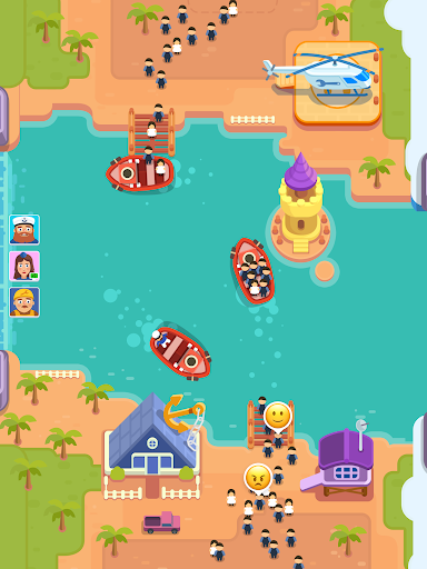 Idle Ferry Tycoon - Clicker Fun Game apkmr screenshots 10