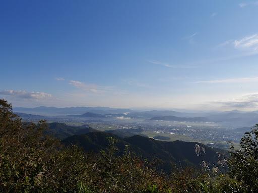 鬼ヶ岳山頂からの展望1