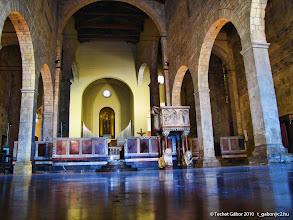 Photo: Barga régi temploma