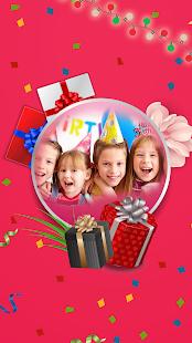 Best Birthday Photo Frame Maker & Photo Editor - náhled
